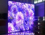 Scheda dell'interno dei pixel 244*244mm LED del modulo 32*32 di colore completo LED di SMD P7.62 per lo schermo di visualizzazione dell'interno del LED