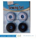 Шитье поток с кнопками для швейной иглы сотрудничать со многими ПК швейные аксессуары