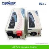 5000W 12V 24V 110V 230V si dirigono l'invertitore dell'UPS con il caricatore