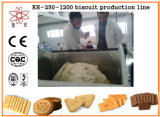 [كه-250] صغيرة بسكويت آلة لأنّ طعام مصنع