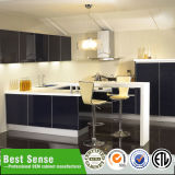 Tarjeta de partícula con las cabinas de cocina modificadas para requisitos particulares chapa del MFC