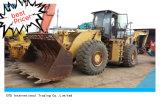 De gebruikte Lader van het Wiel van de Rupsband 980g voor de Kat van de Verkoop 980g