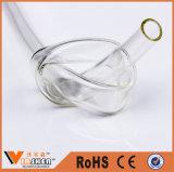 Boyau transparent de l'eau de boyau clair de pipe de PVC