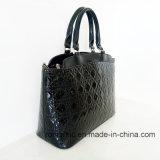Ультрамодные сумки повелительницы PU Emrboidery способа с цепью (NMDK-052703)