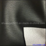 Semi-PU Leather Classcial Design Soft Handfeeling Leather for Jacket Garments