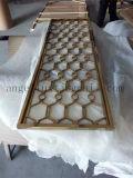 Nouveau design en acier inoxydable Art Screen Partition décoration intérieure