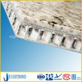 壁のクラッディングのための軽量の石造りの大理石アルミニウム蜜蜂の巣のパネル
