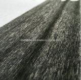 Cación de poliéster suave sensación de la mano de la tela para prendas de vestir Casualwear (HD2501061)