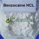 HCL de benzocaïne de CAS 23239-88-5/chlorhydrate de benzocaïne pour le tueur de douleur