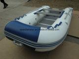 Opblaasbare Boot van pvc van China de Vouwbare voor Verkoop