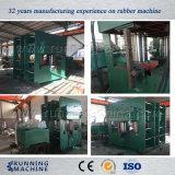 PLC制御(Xlb-1600*1600)を用いる加硫のゴム製出版物機械