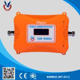 2018白い移動式シグナルのアンプおよびオプションのオレンジのための普及したデザインシグナルの中継器2gのシグナルのブスター