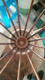 Mini chaufferette d'admission pour la barre d'en cuivre de soudure