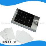 Wasserdichter unabhängiger und vernetzter Tür-Verschluss mit Noten-Tastaturblock für Zugriffssteuerung-System