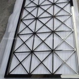 Польский экран рассекателя комнаты нержавеющей стали