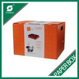Steifer gewölbter Karton-Kasten für das Küchenbedarf-Verpacken
