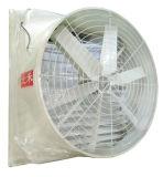 Cone do ventilador para circulação de ar do ventilador para ventilação de oficina