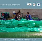 Encerado revestido del PVC del poliester del PVC del surtidor de China