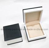 contenitore di imballaggio Handmade elegante dei monili di Wholesle della casella di legno 2017style