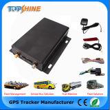 Perseguidor de seguimiento inconsútil del vehículo del GPS con la función de gran alcance multi