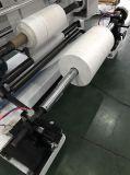 Hochgeschwindigkeitsplastikfilm-Papier-Rollenaufschlitzende Maschine