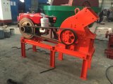 De kleine Maalmachine van de Hamer met Dieselmotor, de Maalmachine van de Hamer voor Kalksteen, Steenkool, Steen