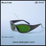 O.D5+@900-1070nm y ND: Anteojos de la protección del laser de YAG con gran transmitencia