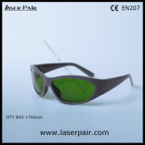O.D5+@900-1070nm/ND : Glaces de sécurité de lasers de YAG avec la transmittance grande