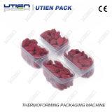 Frutas secas de termoformado automática máquina de envasado Mapa vacío