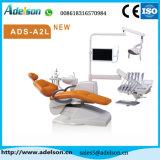 歯科LEDセンサーランプが付いている中国の贅沢な電気歯科椅子