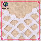Venda quente do colar Handmade do laço do Crochet