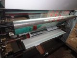 Double machine d'impression de gravure de film plastique de couleur