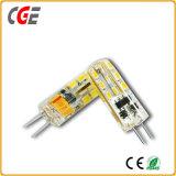 As lâmpadas de LED SMD 3014 G4 de milho LED lâmpadas LED de luz LED acende