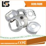 Lavorare le parti della pressofusione su ordine le parti che della pressofusione il fornitore di lega d'alluminio le parti della pressofusione