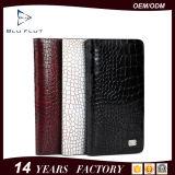 Портмоне кредитной карточки карманн неподдельной кожи роскошного конструктора стильное для людей