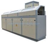 Chauffage à induction IGBT pour recouvrement de fil de cuivre à barres
