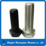 Hexagon-Kopf-Schrauben des China-Fertigung-Edelstahl-DIN933 DIN931