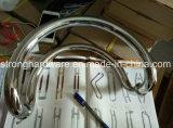 Glasc$l-form Dh-114 befestigt Glaszug Hebel-Tür-Griff