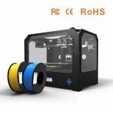 Impressora 3D bonita do diodo emissor de luz da fantasia de Ecubmaker com amostra livre
