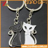 Изготовленный на заказ металл Keychains /Keyring /Keyholder эпоксидной смолы эмали качества Hight подарка промотирования (YB-HD-53)