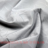 Ткань жаккарда хлопка полиэфира для юбки рубашки платья