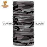 卸し売りカムフラージュの多機能のカスタム管状の昇華装飾的なHeadwear