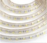 2835/2216/3528/3014/5050/5730 tira flexible del LED con IP68 la protuberancia Silicione impermeable