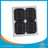 5 Watt constituídos Módulo solar para a energia do sistema de energia solar