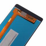 Экран LCD клетки для мобильного телефона LCD лихорадки 4G Wiko