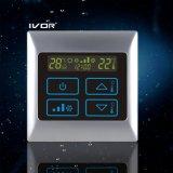 commutateur de contact de thermostat du climatiseur 4-Pipe dans le bâti en métal (SK-AC2000B-4P)