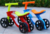 A bicicleta da fibra do carbono do miúdo da bicicleta do balanço das crianças caçoa a bicicleta