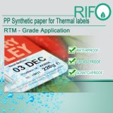 BPA Free Sensitive Thermal Transfer Labels Materials par Jumbo Roll