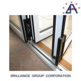 Portelli Bi-Pieganti dei portelli As2047 dell'alluminio Non-Thermal Bifold di alluminio della rottura