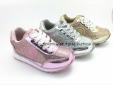 子供のための流行LEDの偶然のスニーカーの靴